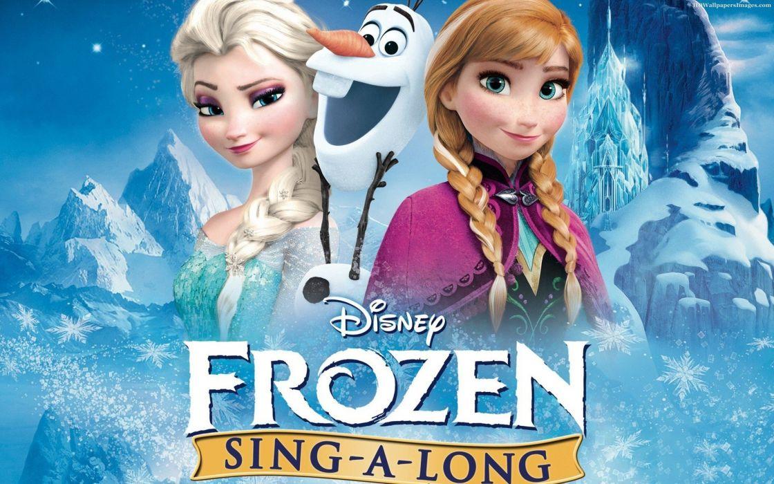 Frozen - Sing-A-Long Version wallpaper