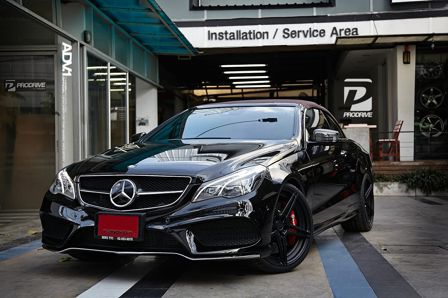 2014 ADV1 supercars wheels tuning black MERCEDES E-CLASS ...