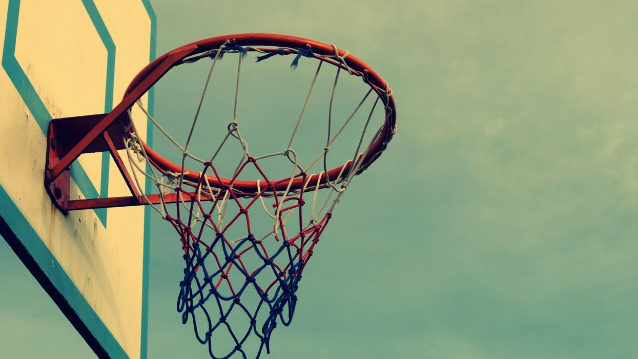 Basket Basketball Sport Wallpaper 2560x1440 528298 Wallpaperup