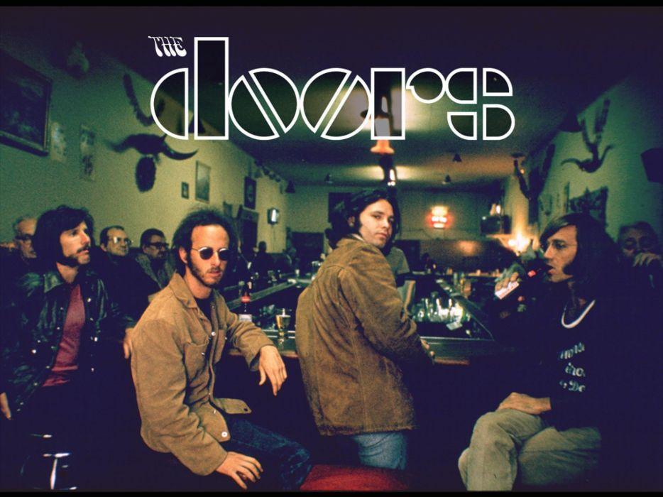 Doors Jim Morrison Rock Wallpaper