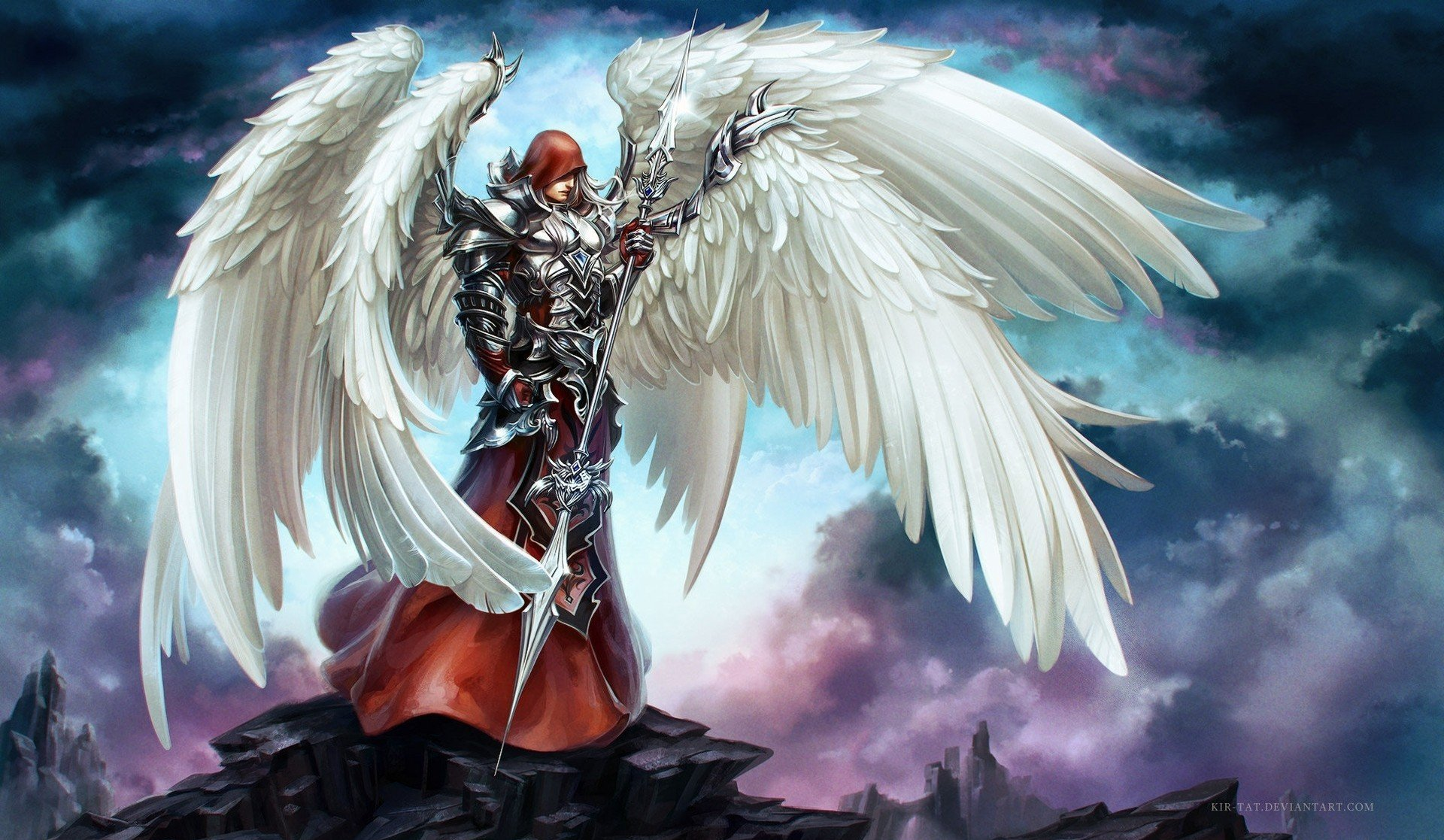 other wallpaper angel warrior - photo #47