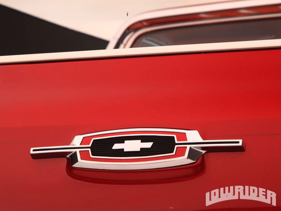 1966 Chevrolet El-Camino pickup muscle classic camino lowrider wallpaper