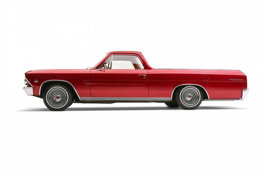 1966 Chevrolet El-Camino pickup muscle classic wallpaper