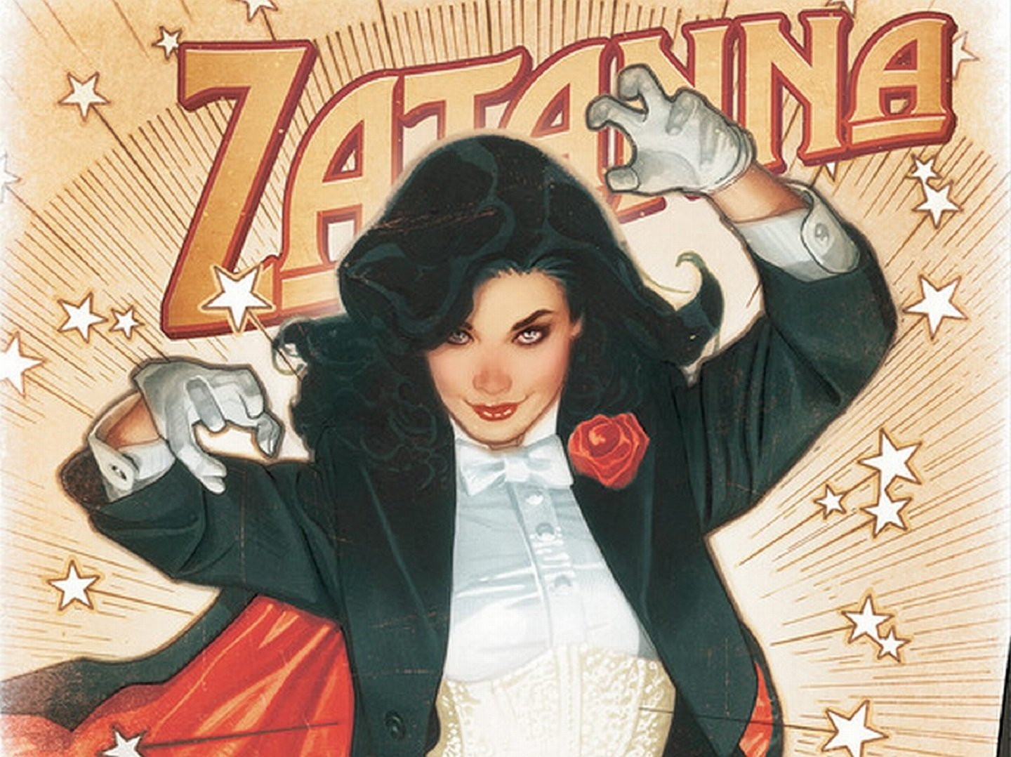 zatanna dc wallpaper - photo #37