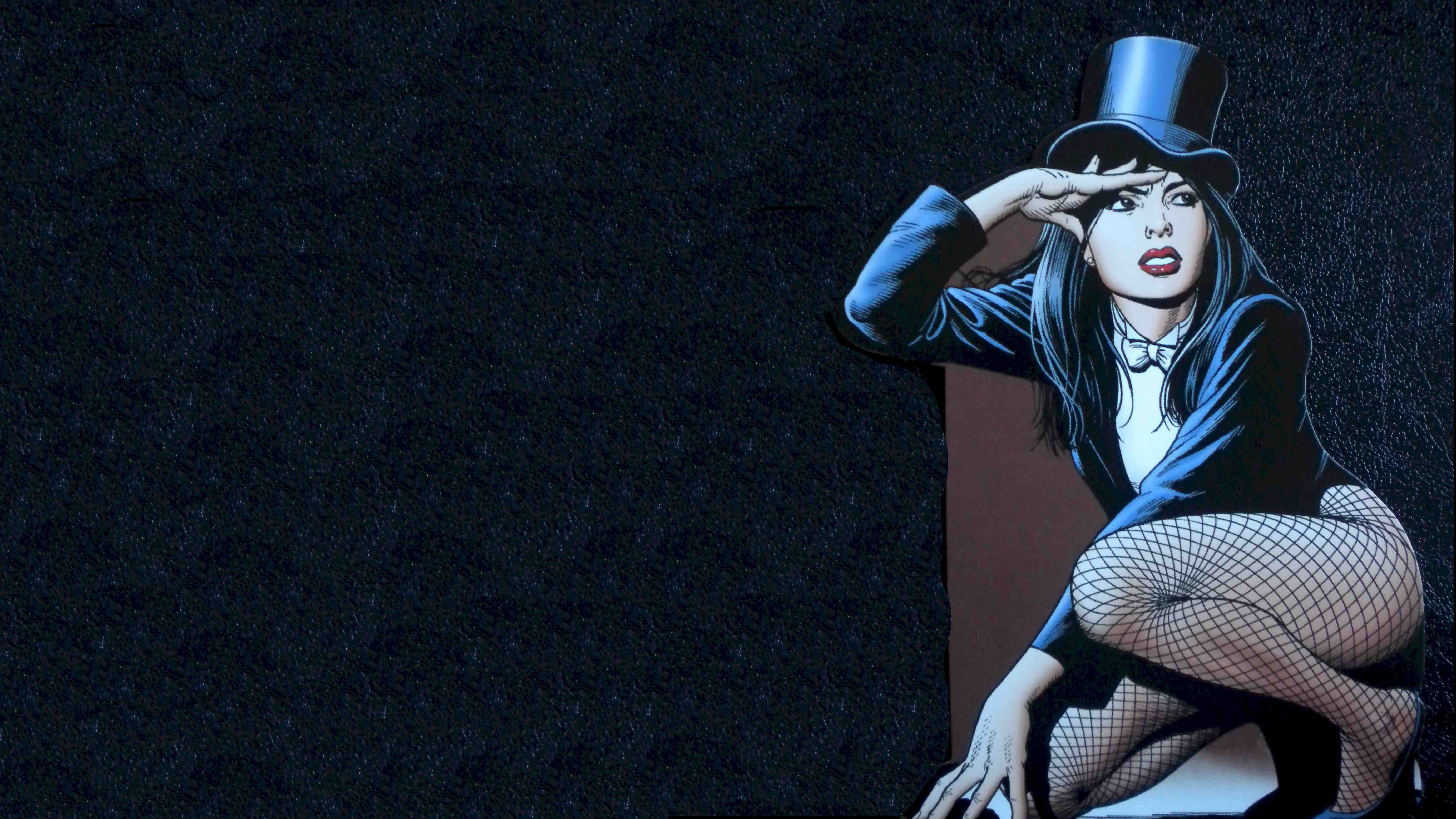 zatanna dc wallpaper - photo #40