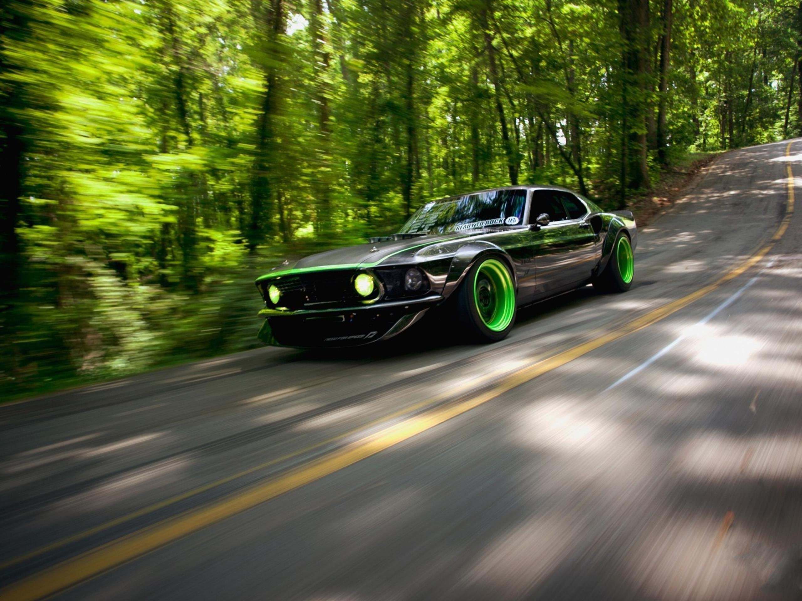 Need For Speed Muscle Car Race