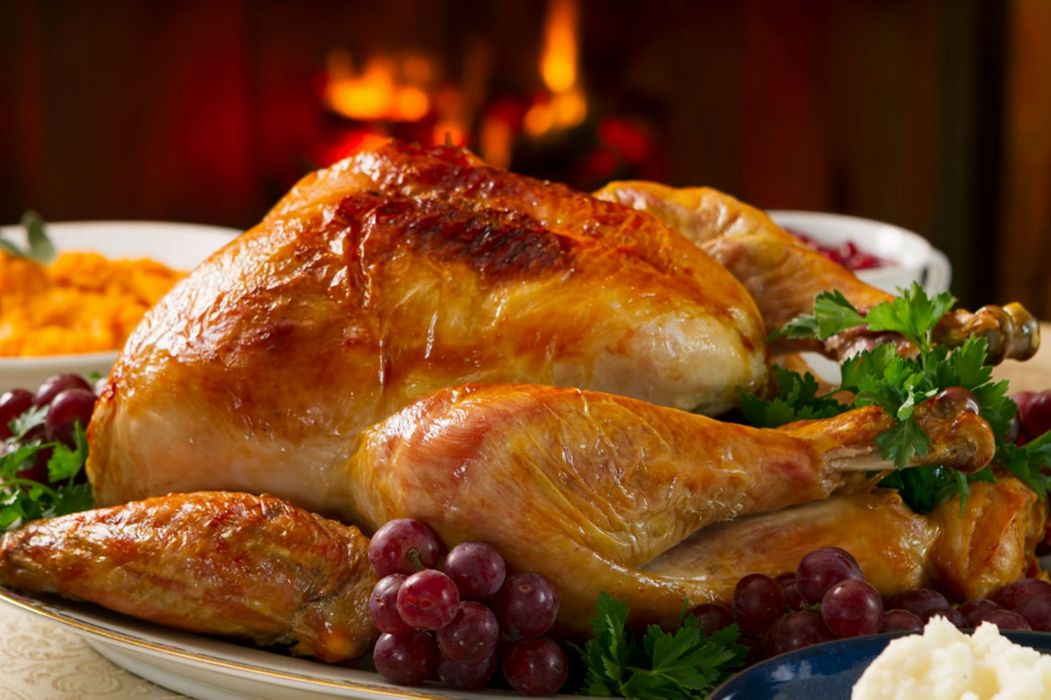 THANKSGIVING holiday turkey wallpaper