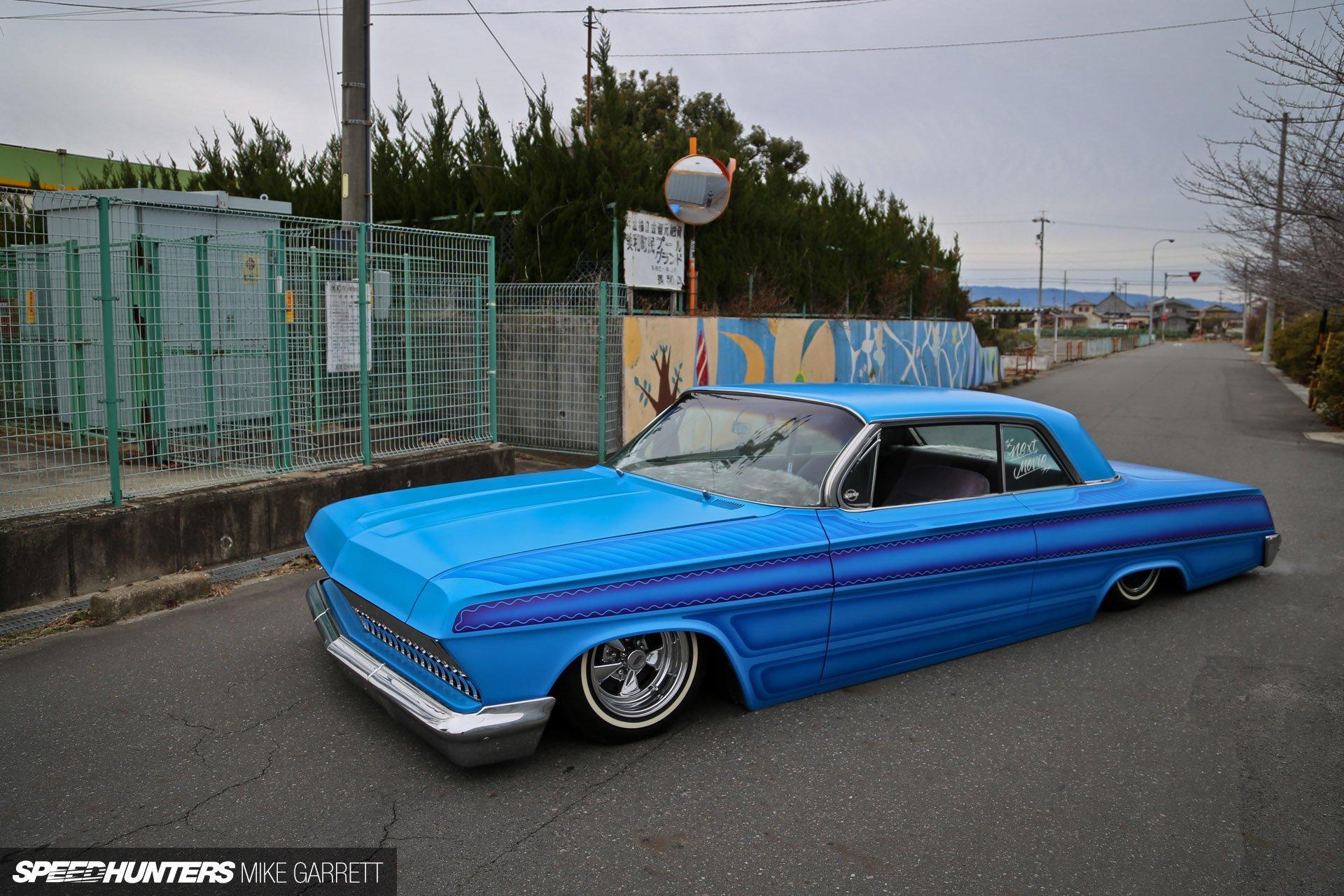 1962 Chevrolet Impala Lowrider Custom Classic Muscle