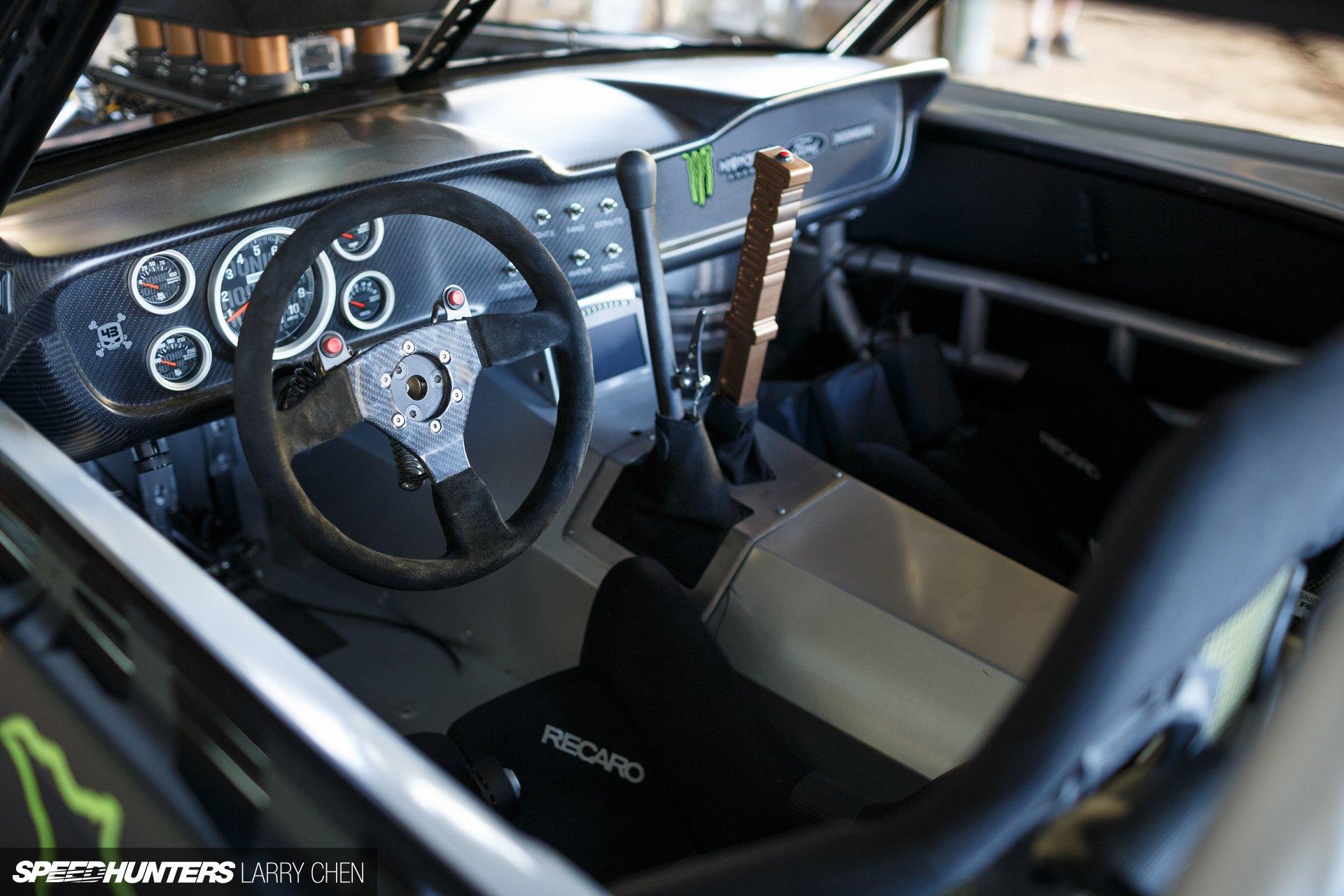 1965 Ford Mustang Hoonigan Asd Gymkhana Seven Drift Hot