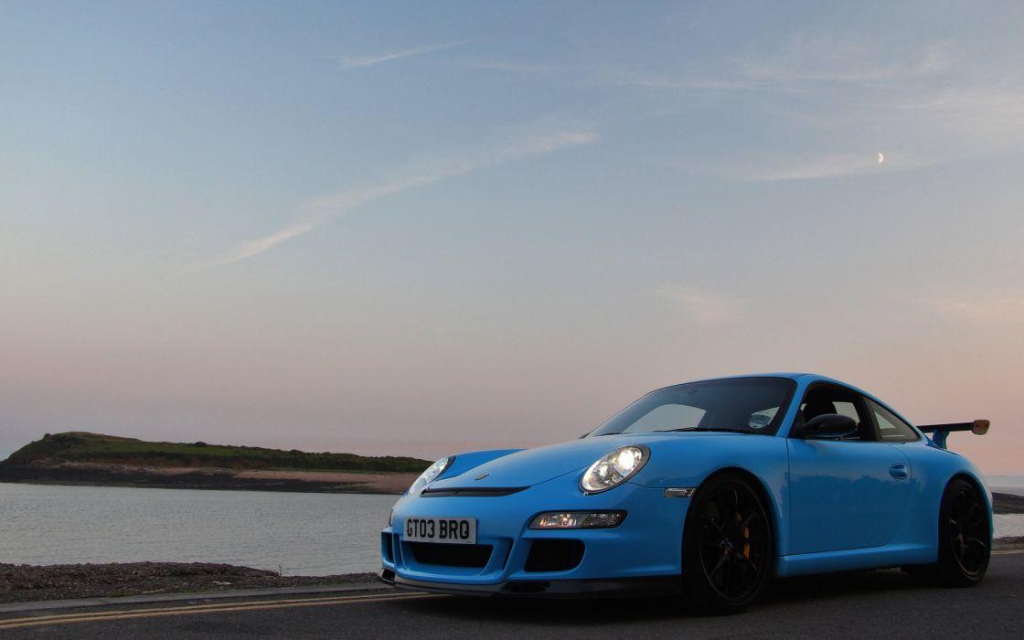 Porsche 911 Porsche 911 Gt3 Gt3 Rs Coupe Cars Germany Blue Bleu Wallpaper 1600x1000 531745 Wallpaperup