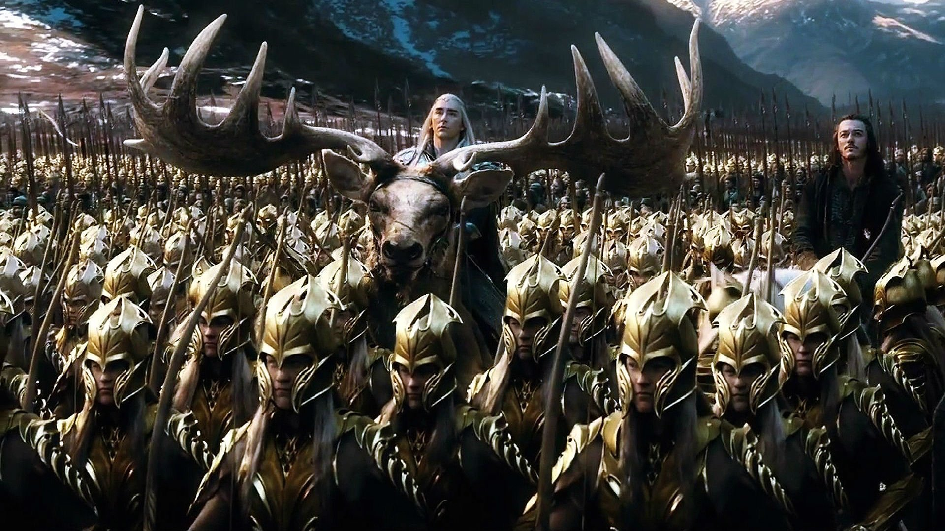Lord Of The Rings Movies Battle Of The Five Armies