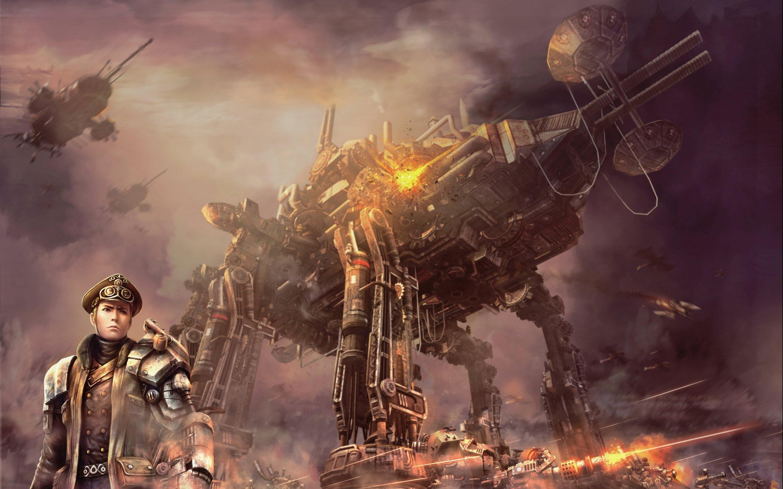 Steampunk Online Game