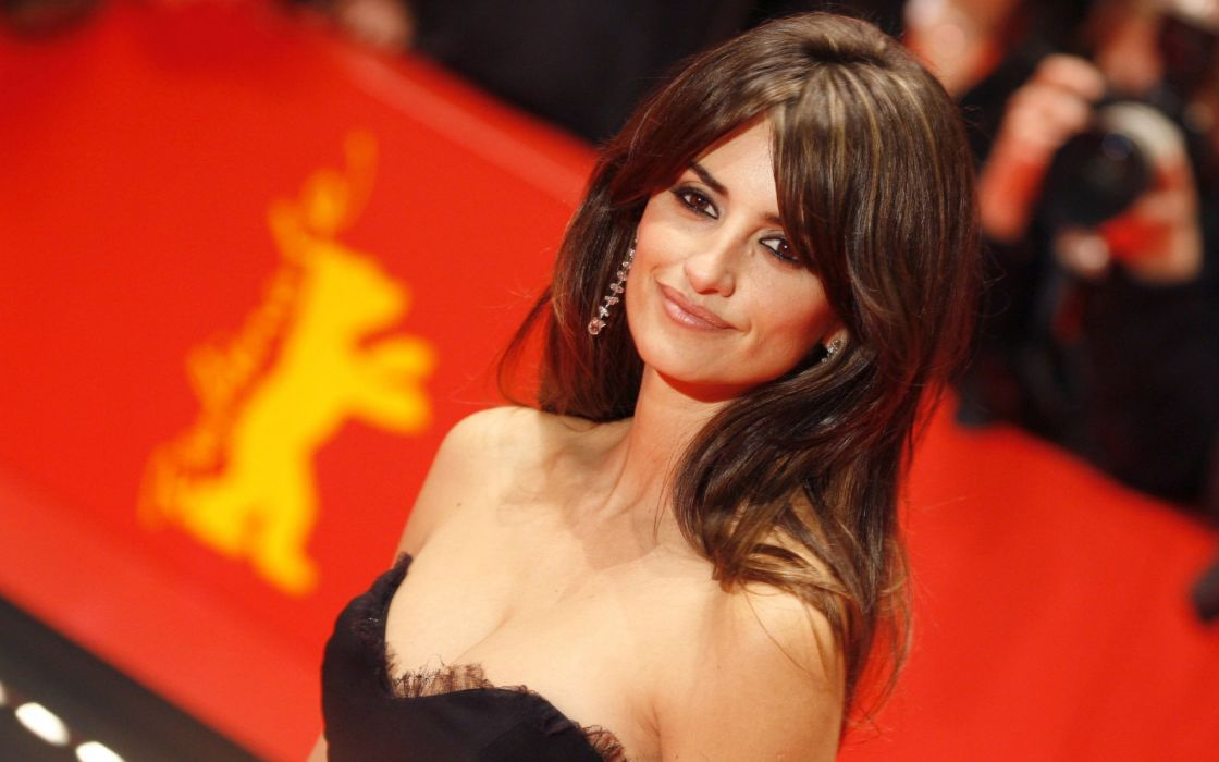 Penelope Cruz actress woman beauty beautiful model girl brunette wallpaper
