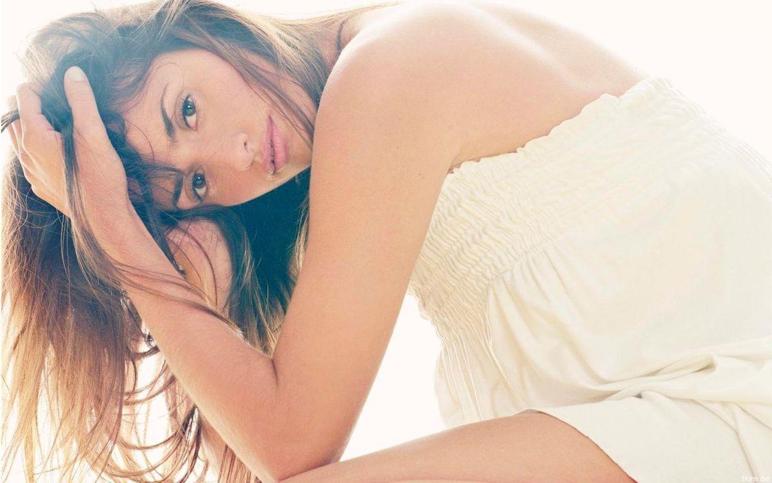Penelope Cruz actress woman beauty beautiful model girl brunette wallpaper