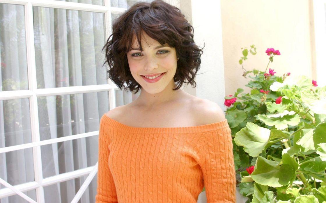 Rachel Mcadams actress woman beauty beautiful model girl brunette wallpaper