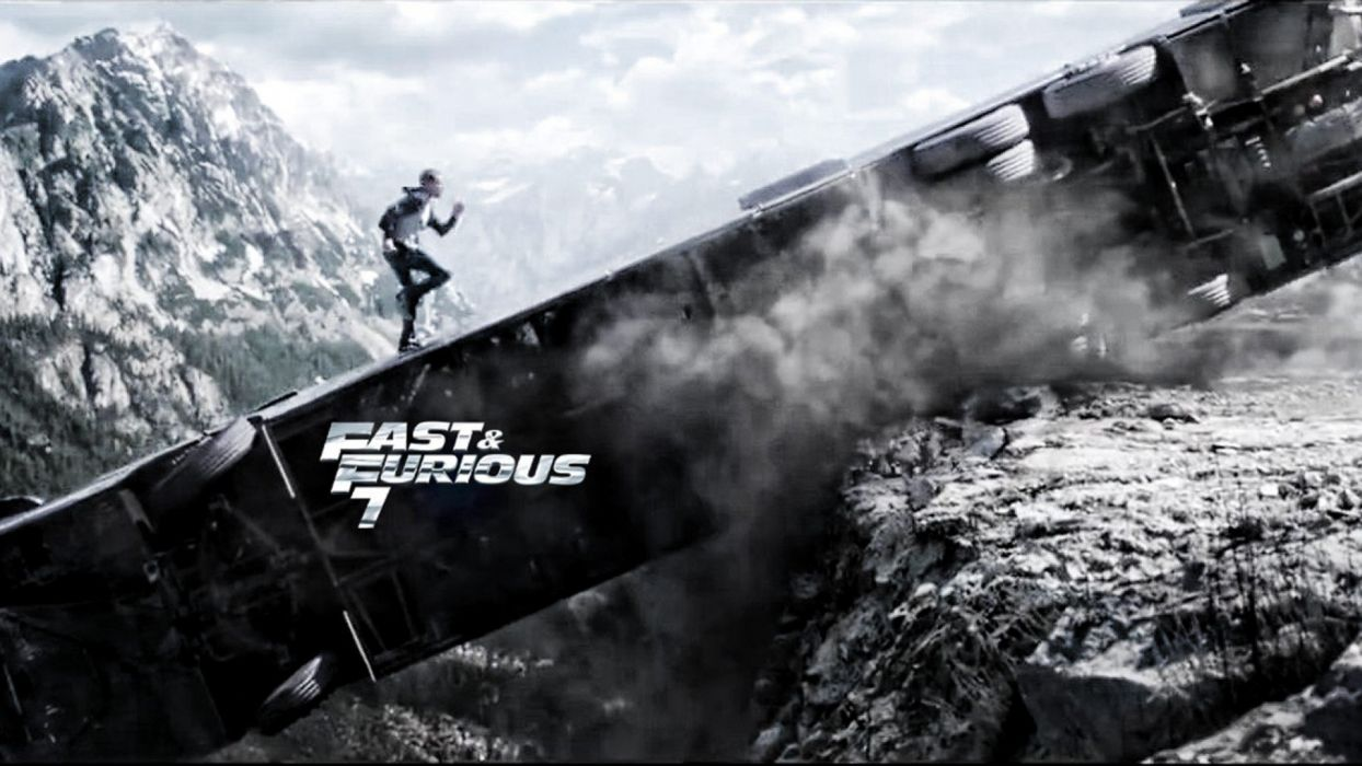 FURIOUS-7 action race racing crime thriller fast furious wallpaper