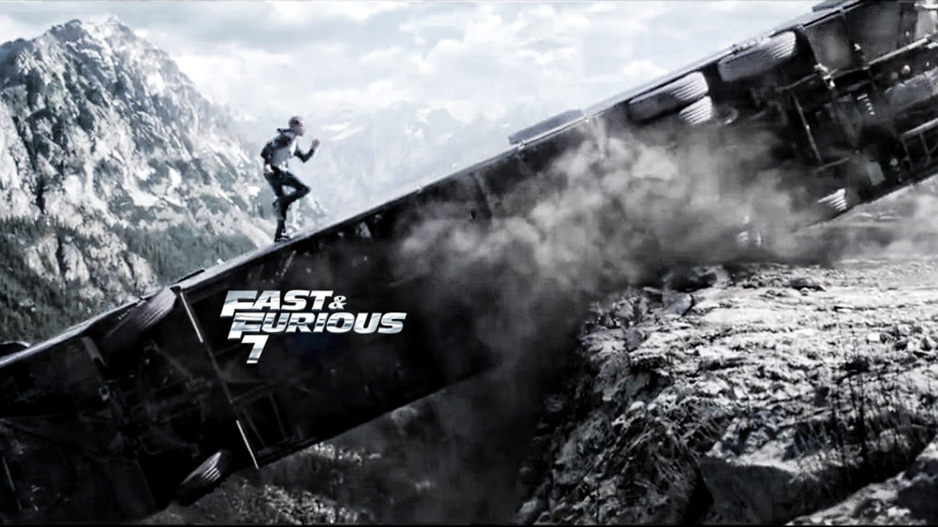 Fast And Furious 7 Wallpaper: FURIOUS-7 Action Race Racing Crime Thriller Fast Furious