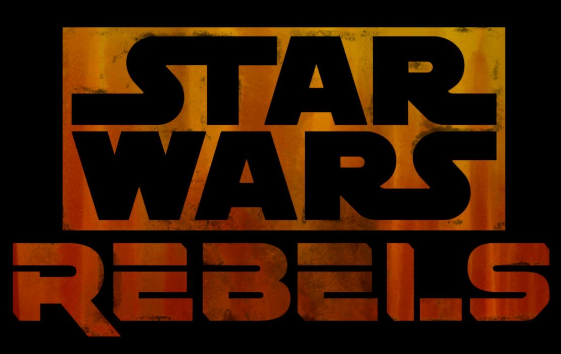 STAR WARS REBELS Animated Series Sci Fi Disney Action Adventure Wallpaper