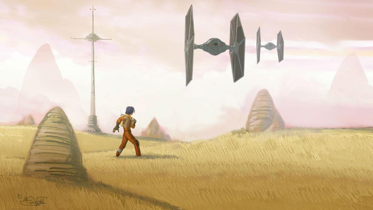 Star Wars Rebels Animated Series Sci Fi Disney Action Adventure Spaceship Wallpaper 3000x1688 533671 Wallpaperup