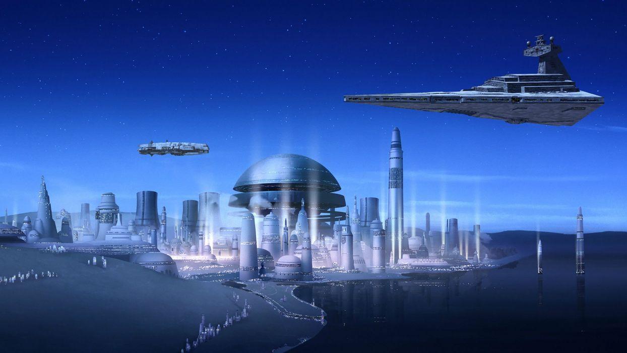 STAR WARS REBELS animated series sci-fi disney action adventure spaceship wallpaper