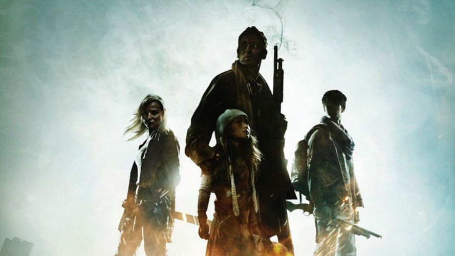 HUMAN ELEMENT mmo sci-fi zombie apocalyptic survival horror wallpaper