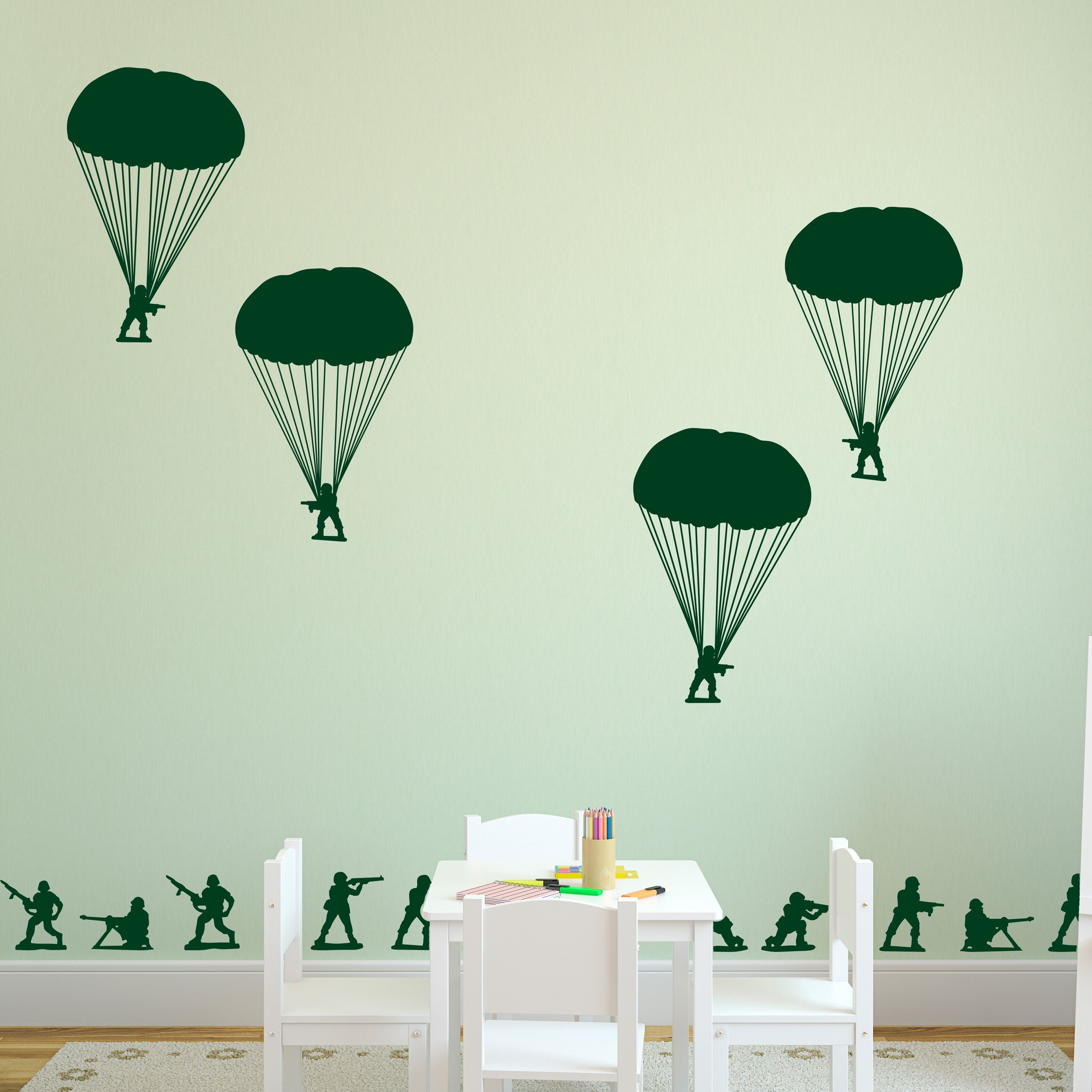 Pics photos abstract green wallpaper network - Green Army Men Toy Military Toys Soldier War Wallpaper