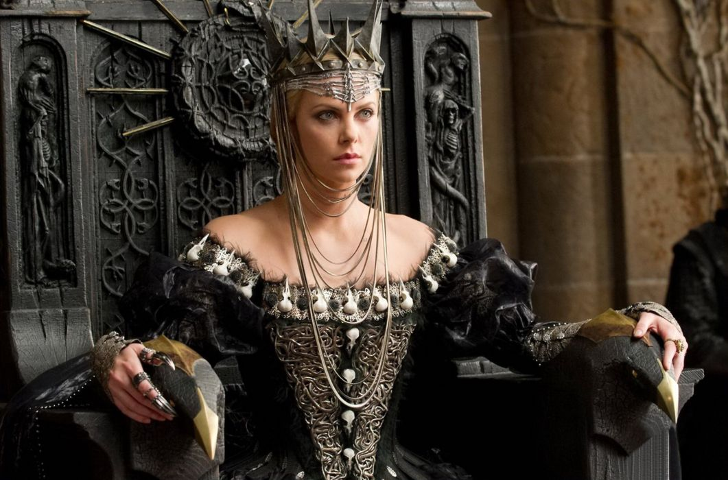 Movie - Snow White And The Huntsman Charlize Theron Actress wallpaper