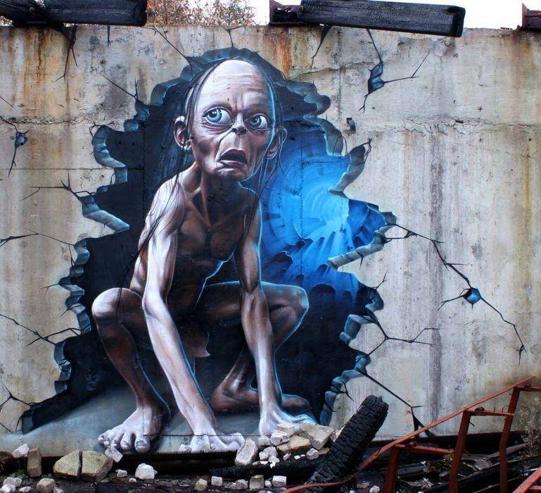 art smugone graffiti street art wallpaper