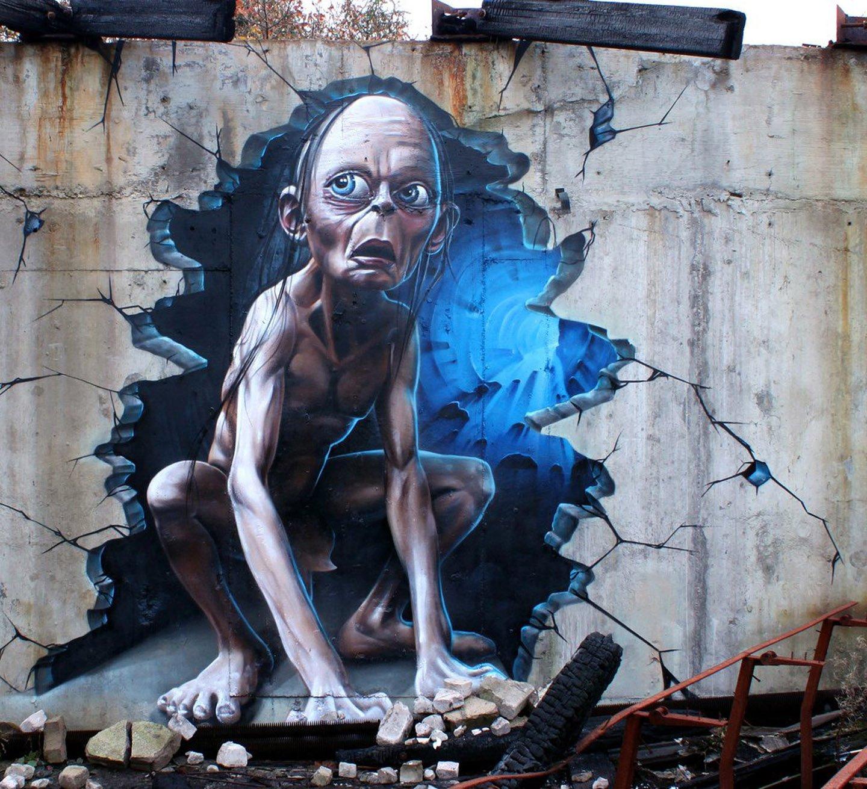 Art Smugone Graffiti Street Art Wallpaper 1440x1311