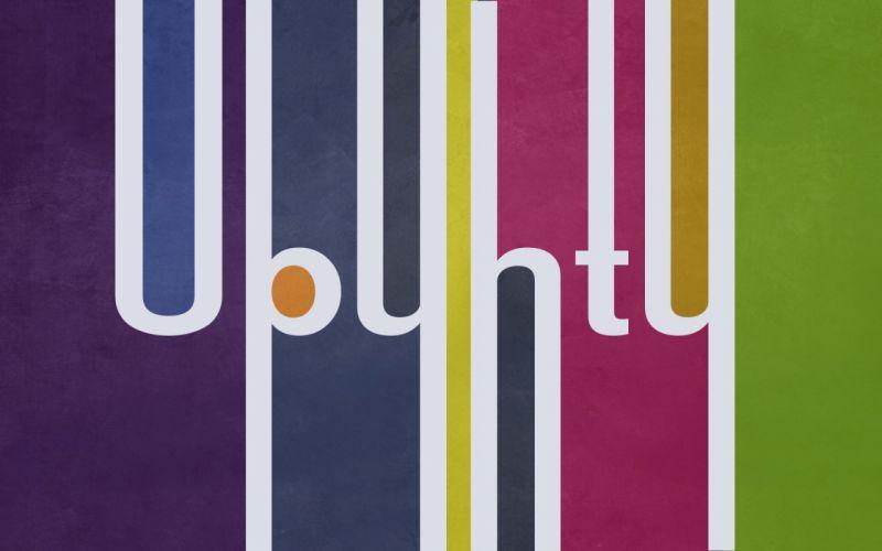 tehnology ubuntu logo wallpaper