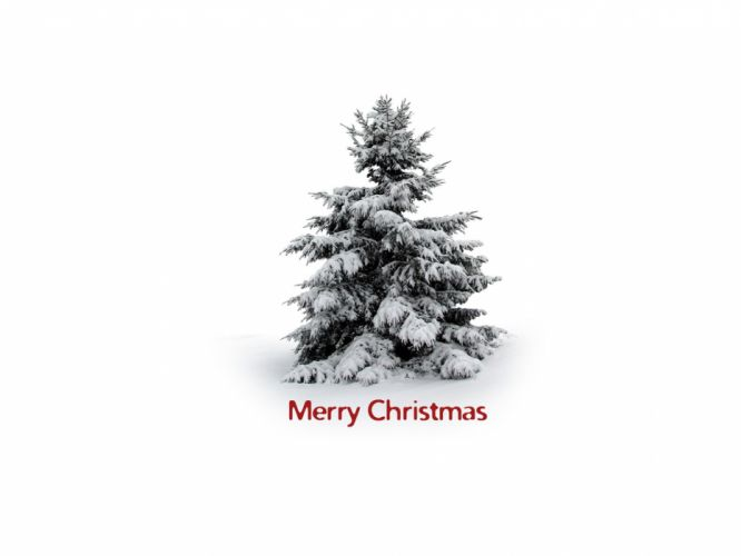 Merry Christmas holiday vacation gifts tree happy beautiful santa snowman lights wallpaper