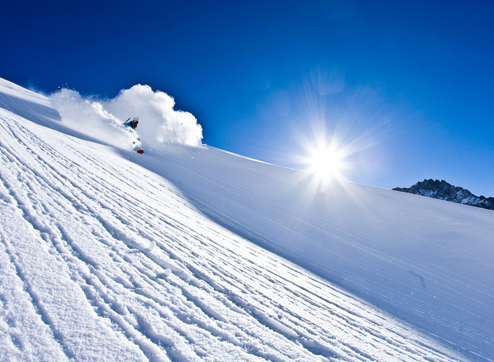SKIING winter snow ski mountains wallpaper | 1920x1408 ...