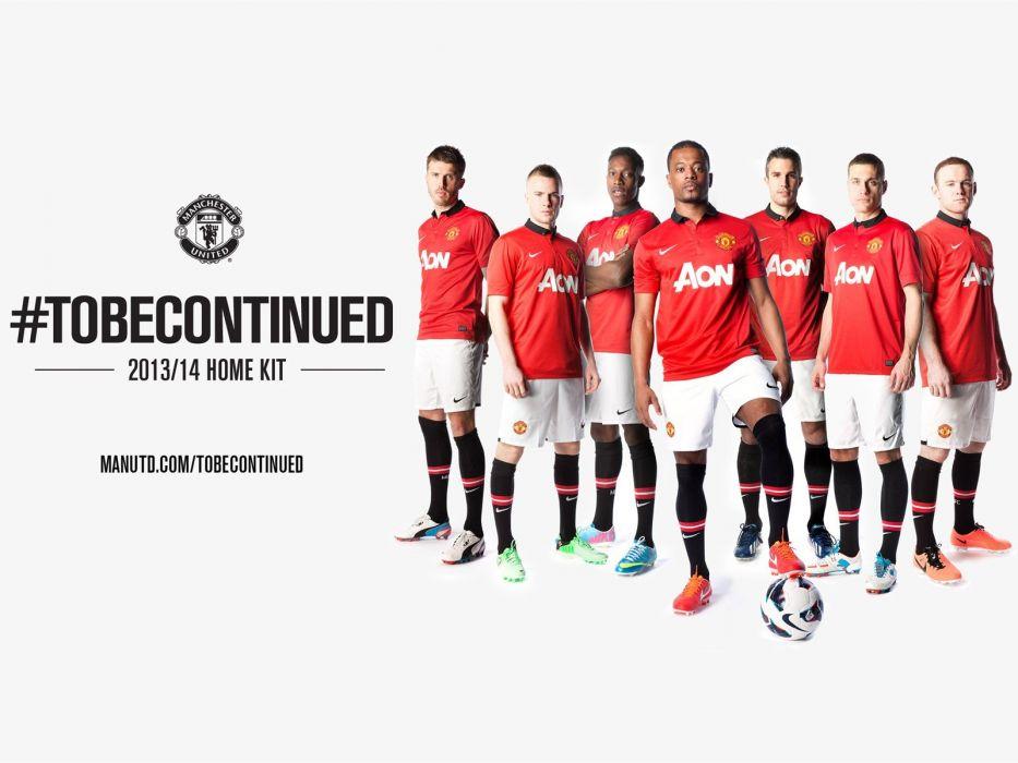 MANCHESTER UNITED premier soccer wallpaper