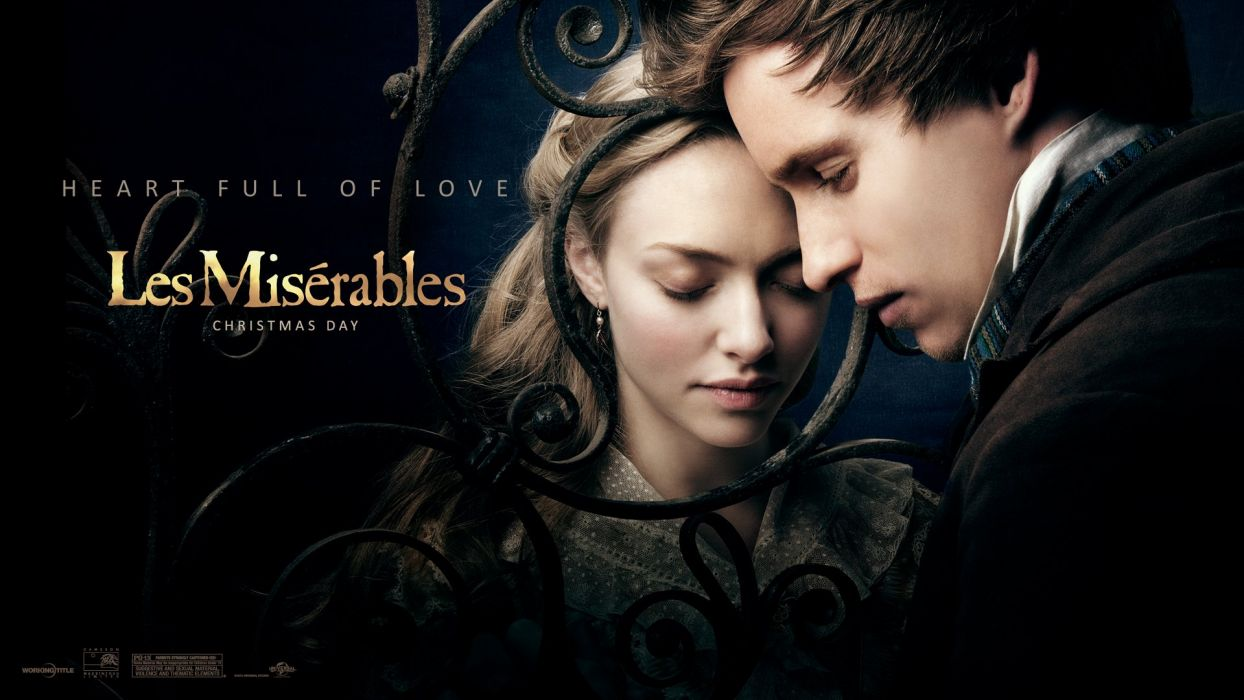LES MISERABLES drama musical romance history wallpaper