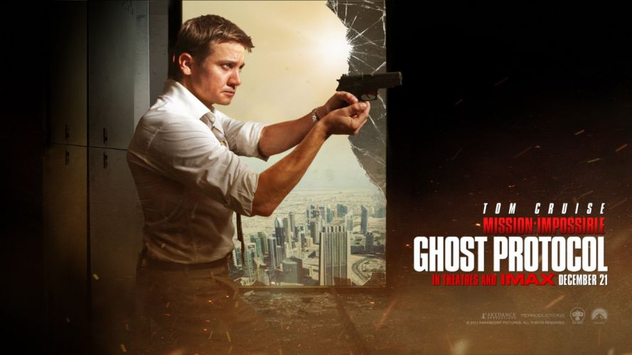 MISSION IMPOSSIBLE action adventure triller cruise wallpaper