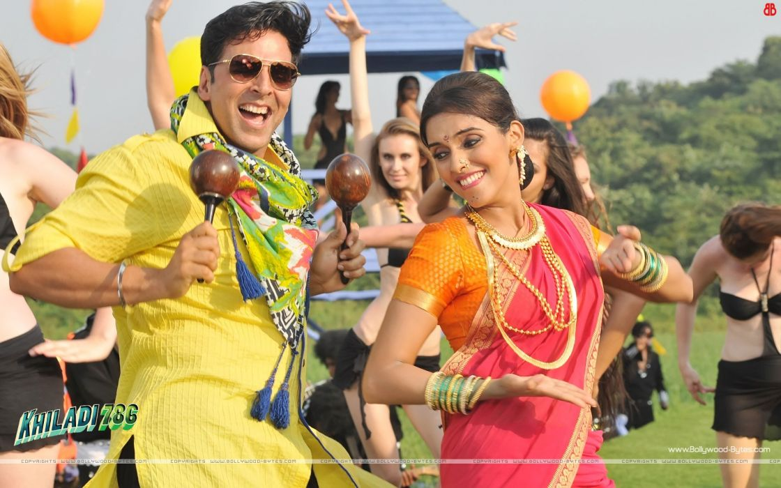 KHILADI 786 bollywood action comedy romance wallpaper