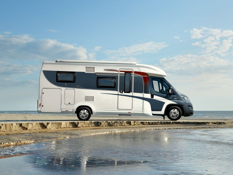 2015 Hobby Optima T65 G-E motorhome camper f wallpaper