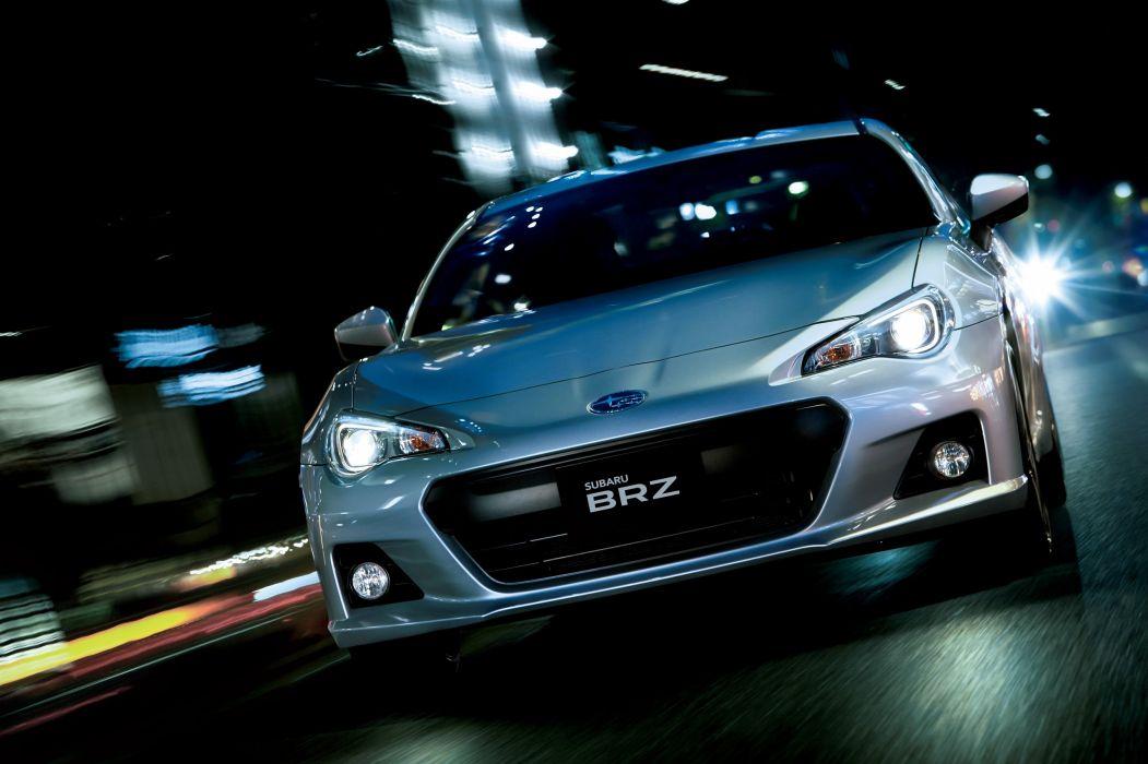 2012 Subaru BRZ 20S (ZC6) wallpaper