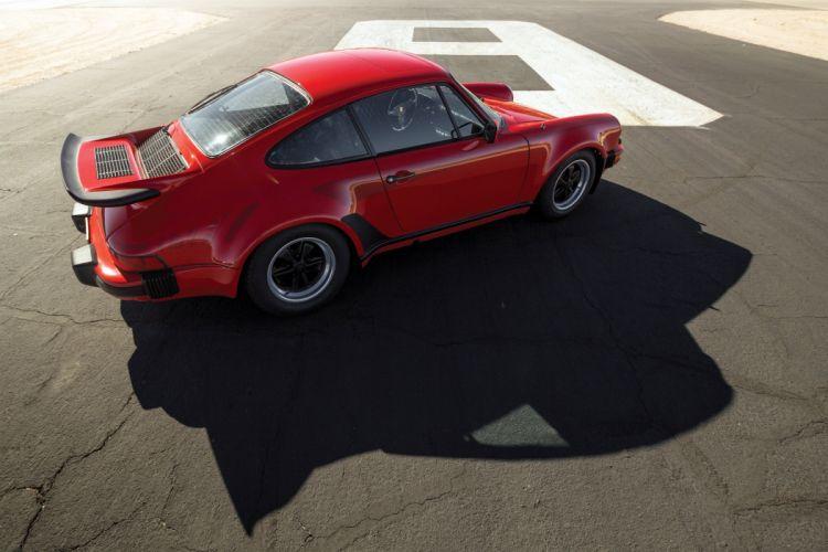 1976 Porsche Turbo Carrera (930) wallpaper