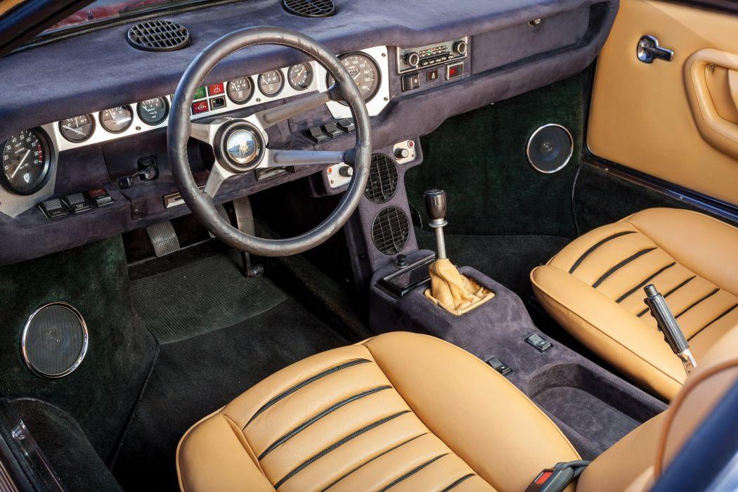 1974 Lamborghini Urraco P111 supercar wallpaper