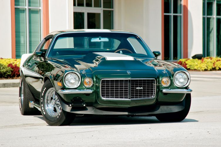 1970 Motion-Phase-III 454 Chevrolet Camaro RS-SS r-s s-s muscle hot rod rods wallpaper