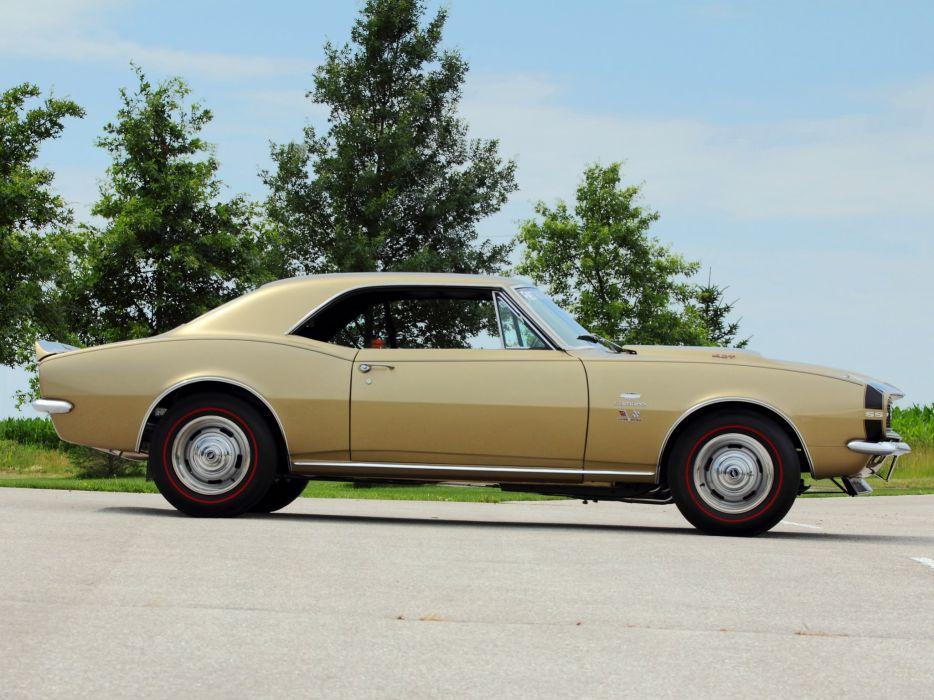 1967 Chevrolet Camaro Yenko S-S L72 427 450HP (YS-739) muscle classic wallpaper