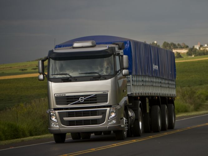 2008 Volvo F-H 440 4x2 semi tractor wallpaper