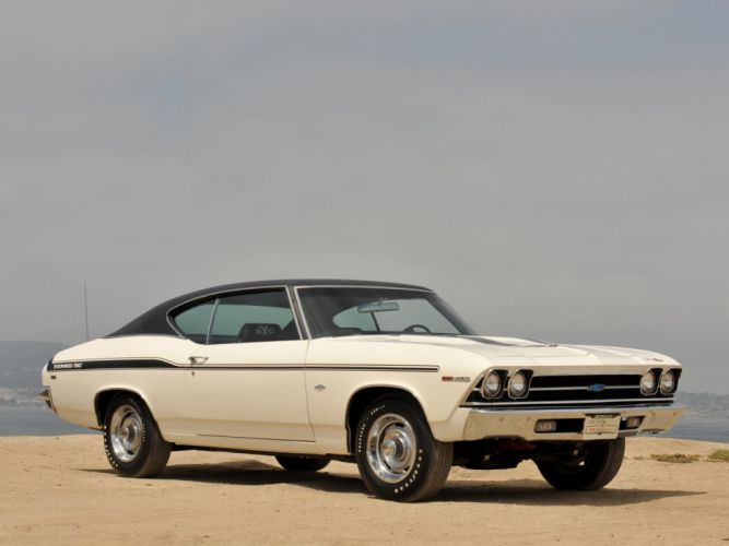 1969 Chevrolet COPO Chevelle Yenko-SC muscle classic yenko wallpaper