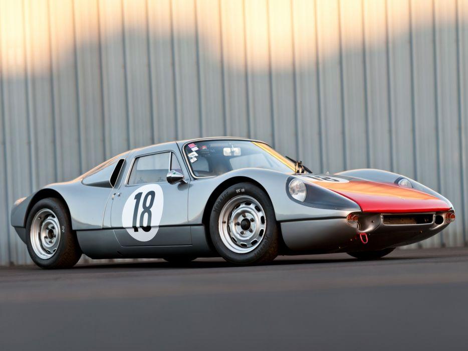 1963-65 Porsche 904-6 Carrera GTS Prototype race racing classic 904 wallpaper