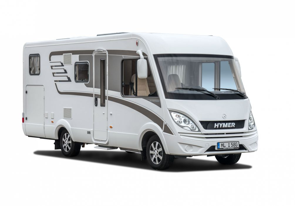 2015 Hymer ML-I motorhome camper semi tractor wallpaper