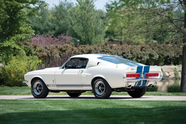 1967 Shelby GT500 ford mustang muscle classic wallpaper
