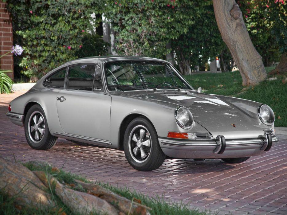 1965-67 Porsche 911 2-0 Coupe US-spec (901) classic wallpaper