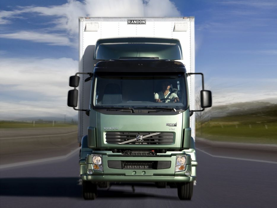 2012 Volvo V-M 260 6x4 semi tractor wallpaper