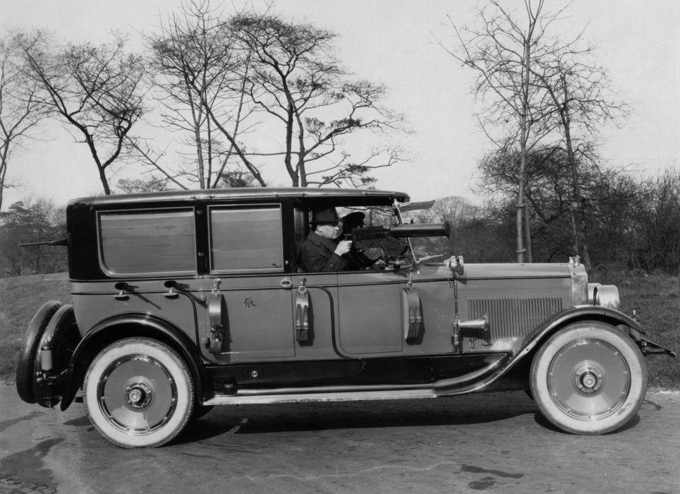 1921 Packard Twin Six Limousine Brooks-Ostruk (3-35) luxury retro wallpaper